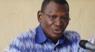 Crise au CDP : « Nous avons tiré des leçons de ce qui s'est passé» (Achille Tapsoba, vice-président)