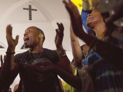 Intelligence africaine de la foi: Une église noire souterraine