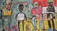Expo : Liby Lougué: Un peintre des jours heureux