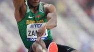 Fabrice Zango aux mondiaux d'athlétisme : Quand un Burkinabè « triple saute » dans la cour des grands