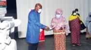 Lutte contre le coronavirus : Du cash pour des femmes  vulnérables de Ouaga et Bobo