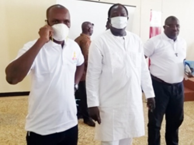 Election à la FBF : Amado Traoré dévoile son Action V.I.T.A.L.E.