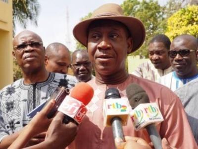 Affaire marché central de Bobo: « Nous avons déposé une plainte au parquet »  (Boureima Fabéré Sanou, maire de la commune)