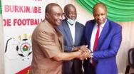 Fédération burkinabè de football : Lazare Banssé de plain-pied sur le gazon