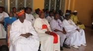 Situation nationale : Les autorités coutumières et religieuses appellent à un dialogue inclusif