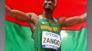 Hugues Fabrice Zango, médaille de bronze aux Mondiaux d'athlétisme : «Je suis sur la bonne lancée pour repousser mes limites»