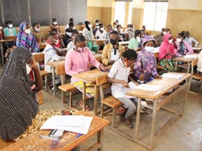Examens scolaires 2021 : Sous les auspices de Saint Viateur
