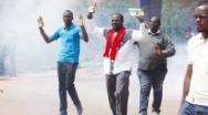 Marche-meeting : « Blaise Compaoré est parti, mais Compaoré Blaise est resté » Bassolma Bazié