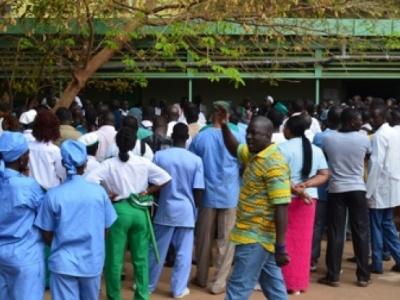Grève SYNTSHA : Piqûre de rappel à un gouvernement « méprisant »
