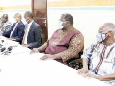 Scrutin du 22 novembre : « Nous ne souhaitons pas la tenue des élections » (Opposition non affiliée)