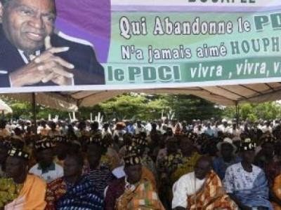 Meeting du PDCI à Yamoussoukro : Branle-bas de combat pour un vieil éléphant