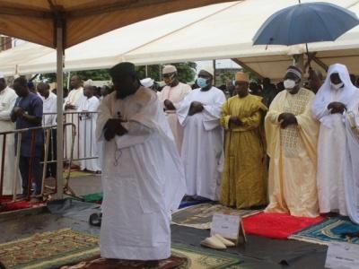 Tabaski 2020 : Prières pour des élections apaisées