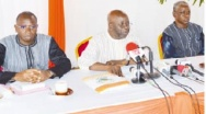 Demande de départ des forces étrangères : « C'est de la distraction, on ne doit pas se tromper d'ennemis » (Simon Compaoré, président par intérim du MPP)