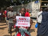 Opposition au référendum constitutionnel: Du nerf, Guinéens !