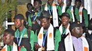 Après les jeux africains : Retour au bercail des golden Etalons