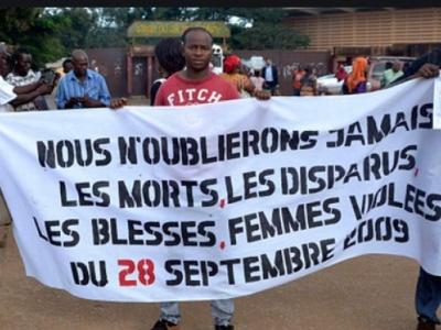 Massacre du 28-Septembre en Guinée : Une si longue marche vers le prétoire