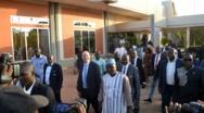 Visite président FIFA : Gianni Infantino au Burkina, chrono en main