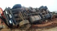 Axe Kaya-Pissila : Un accident de la circulation  fait 5 morts et 19 blessés