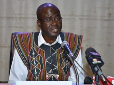 « Notre SNC aura lieu » : Abdoul Karim Sango, ministre de la Culture