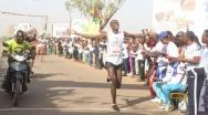 Marathon Paalga du Grand-Ouaga : Soumaïla Traoré de la Côte d'Ivoire en 2 heures 19 mn…