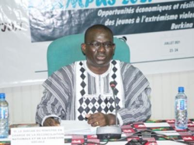 Extrémisme violent au Burkina : Bilan à mi-parcours du projet «Hope to resilience»