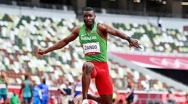 Triple saut hommes : Frayeur et qualification pour Zango