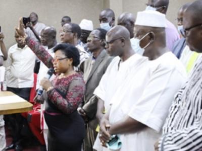 Présidence de la CENI : Les 15 commissaires prêtent enfin serment