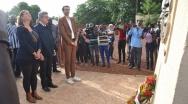 Jean Luc Mélenchon au mémorial Thomas Sankara : « Nous sommes venus apprendre et non pas donner des leçons »