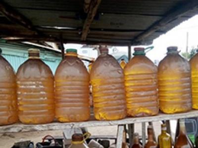 Contrebande de carburant : 72 personnes interpellées